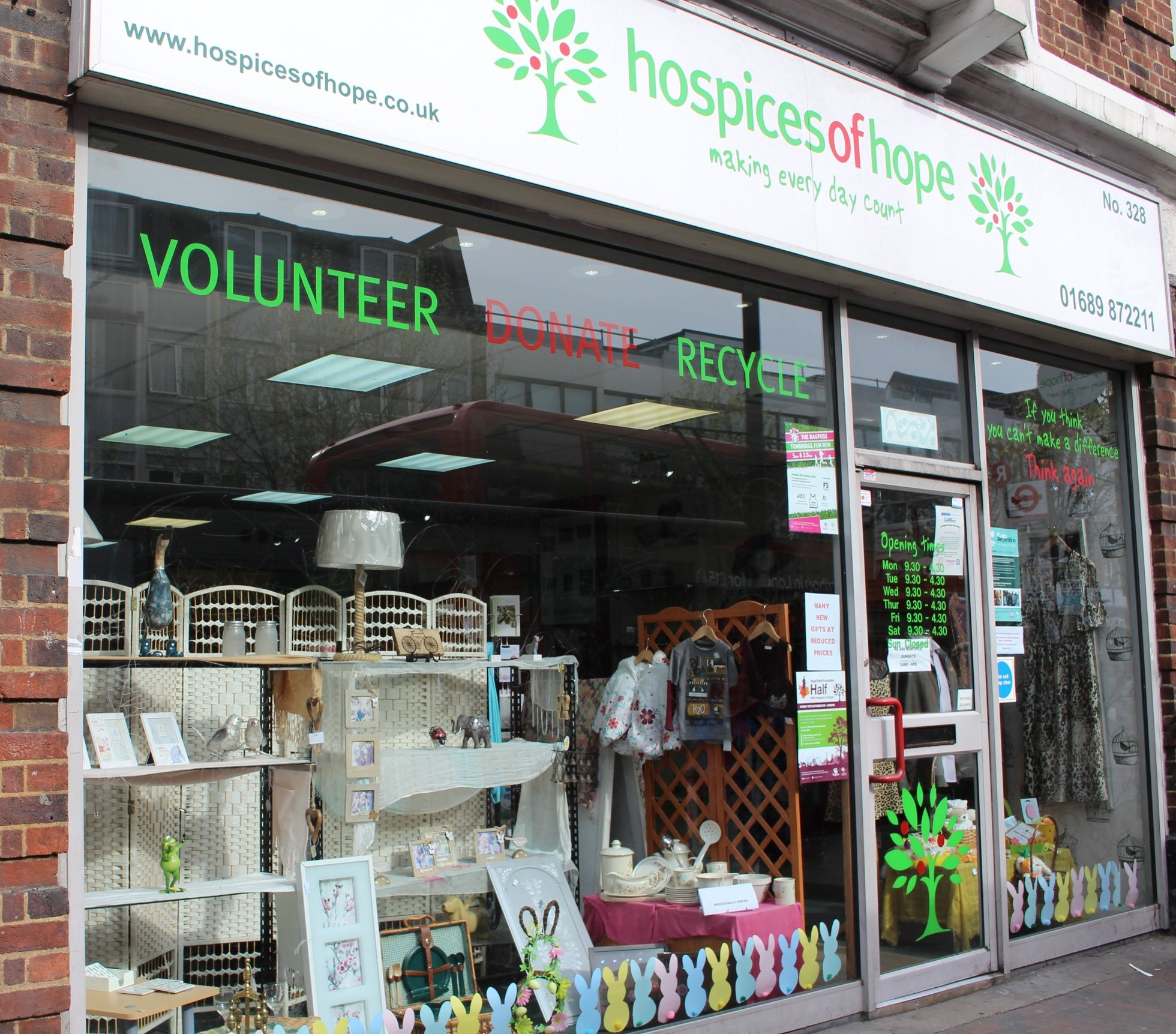 Orpington Hospices Of Hope