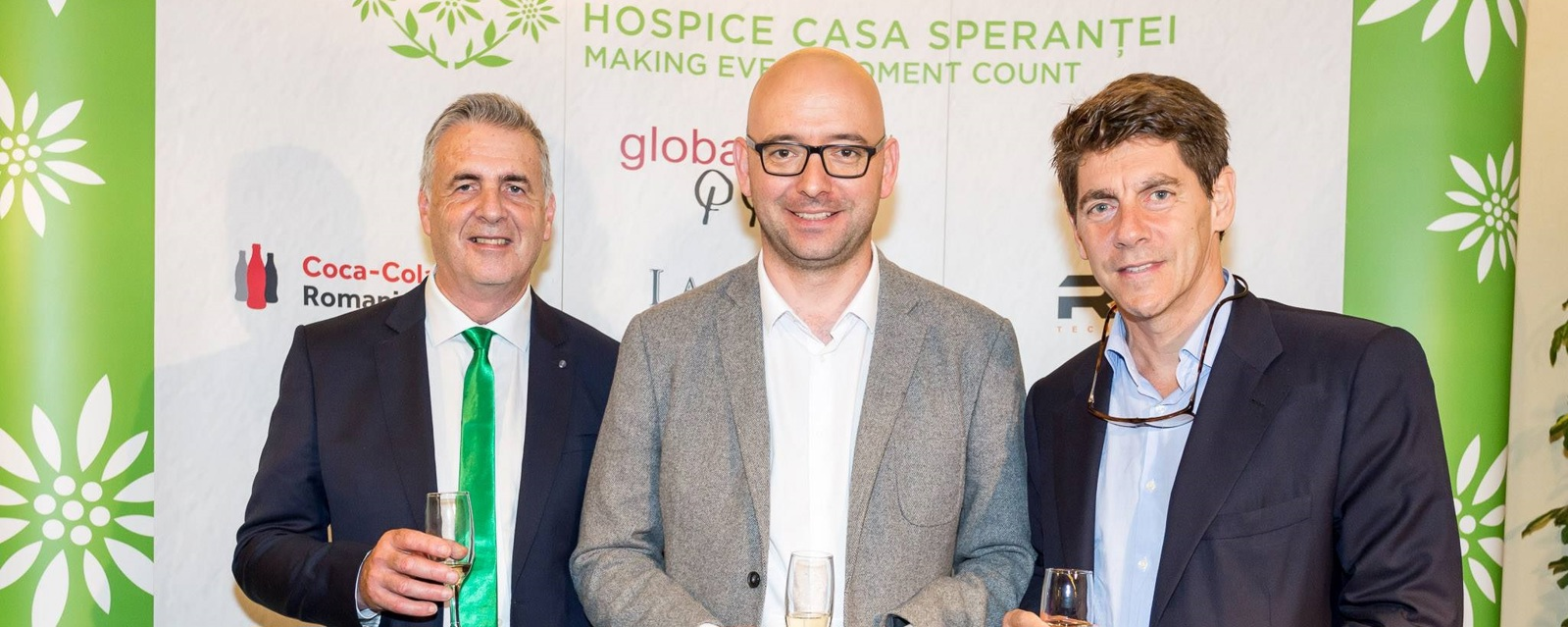 Hospice Casa Sperantei celebrates its 25th anniversary with a party!